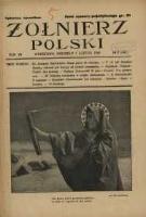 Digital Library Of Wielkopolska żołnierz Polski Pismo Poświęcone