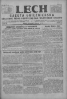 Lech.Gazeta Gnieźnieńska: codzienne pismo polityczne dla wszystkich stanów 1927.08.05 R.29 Nr177