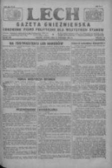 Lech.Gazeta Gnieźnieńska: codzienne pismo polityczne dla wszystkich stanów 1927.09.13 R.29 Nr209
