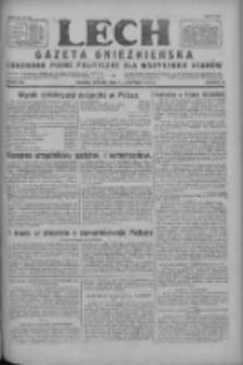 Lech.Gazeta Gnieźnieńska: codzienne pismo polityczne dla wszystkich stanów 1927.11.01 R.29 Nr251