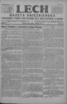 Lech.Gazeta Gnieźnieńska: codzienne pismo polityczne dla wszystkich stanów 1927.12.02 R.29 Nr277