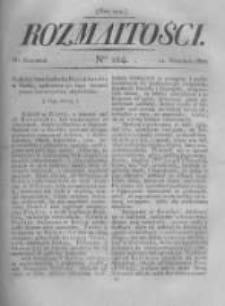 Rozmaitości. Pismo Dodatkowe do Gazety Lwowskiej. 1822 R.2 nr104