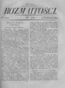 Rozmaitości. Pismo Dodatkowe do Gazety Lwowskiej. 1822 R.2 nr120