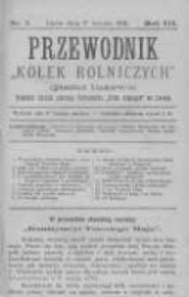 """Przewodnik """"Kółek rolniczych"""". Pismo Ludowe. R. III. 1891. Nr 4"""