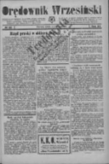 Orędownik Wrzesiński 1938.05.28 R.20 Nr62