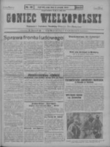 Goniec Wielkopolski: najstarszy i najtańszy niezależny dziennik demokratyczny 1930.08.20 R.54 Nr191