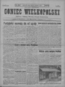 Goniec Wielkopolski: najstarszy i najtańszy niezależny dziennik demokratyczny 1930.09.23 R.54 Nr220