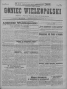 Goniec Wielkopolski: najstarszy i najtańszy niezależny dziennik demokratyczny 1930.10.21 R.54 Nr244