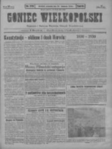 Goniec Wielkopolski: najstarszy i najtańszy niezależny dziennik demokratyczny 1930.11.30 R.54 Nr278