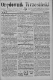 Orędownik Wrzesiński 1934.05.19 R.16 Nr58