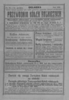 """Przewodnik """"Kółek rolniczych"""". R. XXIV. 1910. Nr 35"""