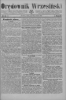 Orędownik Wrzesiński 1933.08.12 R.15 Nr93