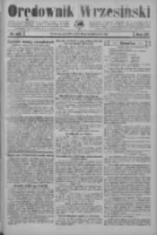 Orędownik Wrzesiński 1933.10.26 R.15 Nr125