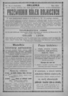 """Przewodnik """"Kółek rolniczych"""". R. XXVII. 1913. Nr 10"""
