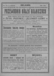 """Przewodnik """"Kółek rolniczych"""". R. XXVII. 1913. Nr 22"""
