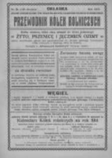 """Przewodnik """"Kółek rolniczych"""". R. XXVII. 1913. Nr 24"""