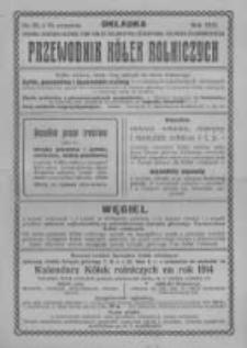 """Przewodnik """"Kółek rolniczych"""". R. XXVII. 1913. Nr 26"""
