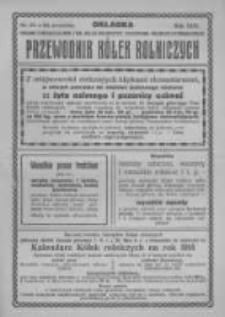 """Przewodnik """"Kółek rolniczych"""". R. XXVII. 1913. Nr 27"""