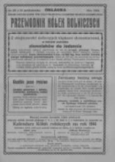 """Przewodnik """"Kółek rolniczych"""". R. XXVII. 1913. Nr 29"""