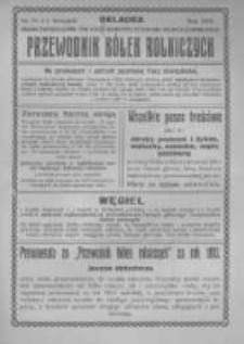 """Przewodnik """"Kółek rolniczych"""". R. XXVII. 1913. Nr 31"""