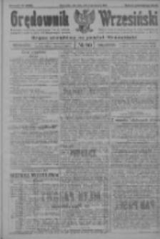Orędownik Wrzesiński: organ urzędowy na powiat wrzesiński 1922.08.03 R.4 Nr90