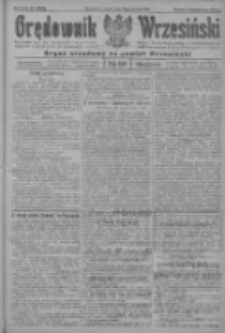 Orędownik Wrzesiński: organ urzędowy na powiat wrzesiński 1922.08.15 R.4 Nr95