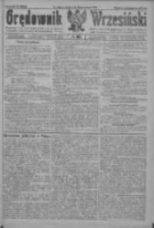 Orędownik Wrzesiński 1922.09.16 R.4 Nr110
