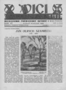 Wici Wielkopolskie. 1936 R.6 nr9