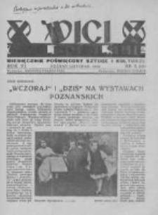 Wici Wielkopolskie. 1936 R.6 nr11