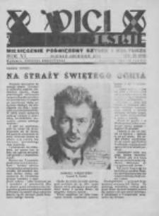 Wici Wielkopolskie. 1936 R.6 nr12