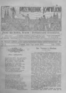 Przewodnik Katolicki. 1912 R.18 nr9
