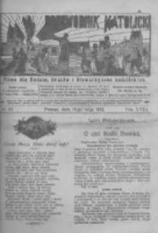 Przewodnik Katolicki. 1912 R.18 nr20