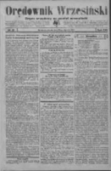 Orędownik Wrzesiński: organ urzędowy na powiat wrzesiński 1934.01.30 R.16 Nr12