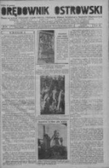 Orędownik Ostrowski: pismo na powiat ostrowski i miasto Ostrów, Odolanów, Mikstat, Sulmierzyce, Raszków i Skalmierzyce 1937.10.18 R.86 Nr91