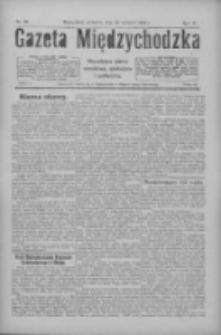 Gazeta Międzychodzka: niezależne pismo narodowe, społeczne i polityczne 1926.06.13 R.4 Nr66