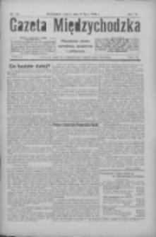 Gazeta Międzychodzka: niezależne pismo narodowe, społeczne i polityczne 1926.07.02 R.4 Nr74