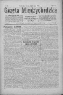 Gazeta Międzychodzka: niezależne pismo narodowe, społeczne i polityczne 1926.07.07 R.4 Nr76