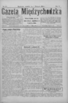 Gazeta Międzychodzka: niezależne pismo narodowe, społeczne i polityczne 1926.11.07 R.4 Nr128
