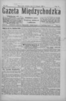 Gazeta Międzychodzka: niezależne pismo narodowe, społeczne i polityczne 1926.11.14 R.4 Nr131