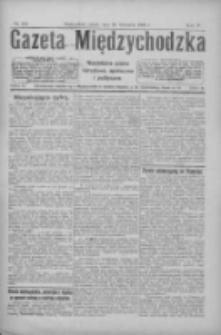 Gazeta Międzychodzka: niezależne pismo narodowe, społeczne i polityczne 1926.11.26 R.4 Nr136