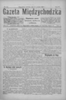 Gazeta Międzychodzka: niezależne pismo narodowe, społeczne i polityczne 1926.12.12 R.4 Nr143