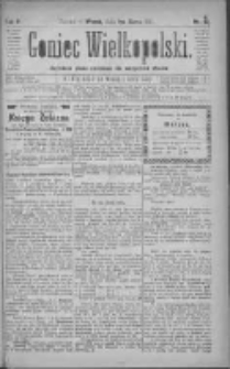 Goniec Wielkopolski: najtańsze pismo codzienne dla wszystkich stanów 1881.03.01 R.5 Nr48