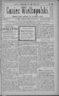 Goniec Wielkopolski: najtańsze pismo codzienne dla wszystkich stanów 1881.05.08 R.5 Nr105