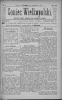 Goniec Wielkopolski: najtańsze pismo codzienne dla wszystkich stanów 1881.07.07 R.5 Nr152