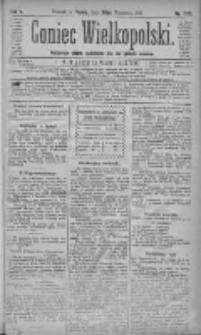Goniec Wielkopolski: najtańsze pismo codzienne dla wszystkich stanów 1881.09.30 R.5 Nr223