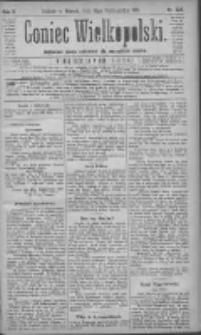 Goniec Wielkopolski: najtańsze pismo codzienne dla wszystkich stanów 1881.10.18 R.5 Nr238