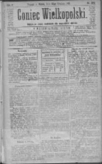 Goniec Wielkopolski: najtańsze pismo codzienne dla wszystkich stanów 1881.12.23 R.5 Nr293