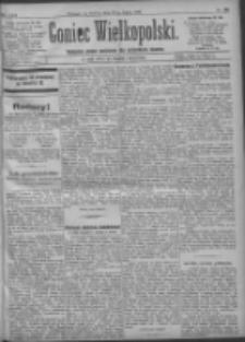 Goniec Wielkopolski: najtańsze pismo codzienne dla wszystkich stanów 1897.07.17 R.21 Nr160