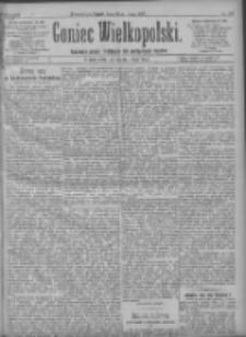 Goniec Wielkopolski: najtańsze pismo codzienne dla wszystkich stanów 1897.07.30 R.21 Nr171