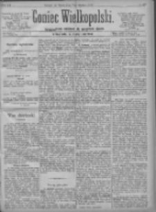 Goniec Wielkopolski: najtańsze pismo codzienne dla wszystkich stanów 1897.12.17 R.21 Nr287